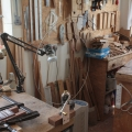 chris  larkin custom guitars-workshop photo 2.jpg