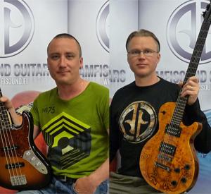 Amfisound Guitars