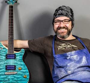 Quenzel Custom Guitars