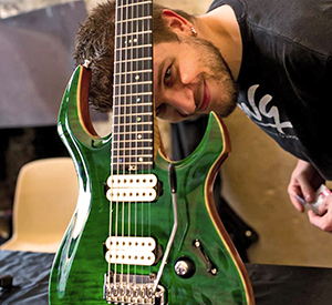Negrini Guitars – Liuteria GNG