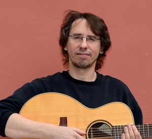 Jablonski Guitars-portrait photo